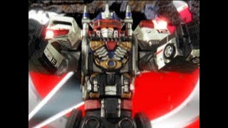 Power Rangers Operation Overdrive - One Gets Away - Megazord Fight 2 (Episode 19)