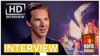 Doctor Strange - Benedict Cumberbatch | exclusive interview