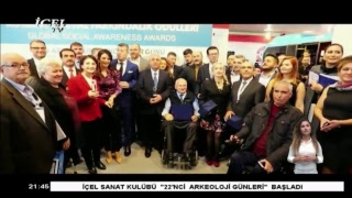 #Canlı 14.10.2017 Mersin Büyükşehir Belediyesi 1. Uluslararası Engelsiz Sanat Festivali Konseri