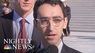 Supreme Court Prepared To Narrow Police Ability To Track Cellphone Users | NBC Nightly News