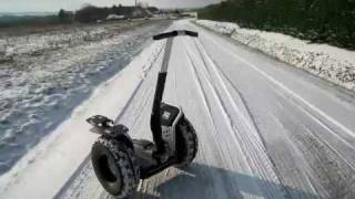 Segway Snow Ride