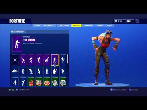 Xxx Mp4 Showing Off My NEW Account RENEGADE RAIDER RARE EMOTES 3gp Sex