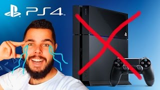 SE LE ROMPE LA PS4 !!!
