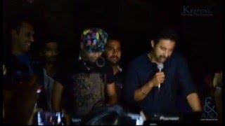 3 AM Movie Promotion Ranvijay perform 'Ret Ki tarah' For Audience  in Bangalore FBar