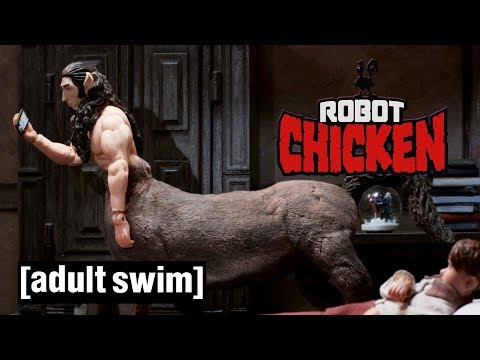 2 Tales from Narnia Robot Chicken Adult Swim