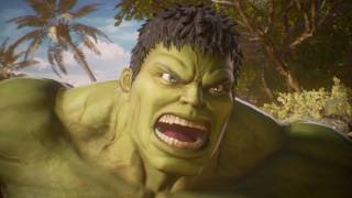 Marvel vs Capcom: Infinite - Story Trailer 1