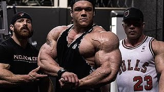 Dallas McCarver - NEW BREED MASS MONSTER - Bodybuilding Motivation