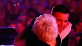 Gary Barlow - Female Attention on The X Factor.