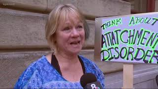 Politicians, protesters speak out against ICE