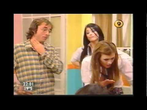 Silvina Luna Pamela David Ricos y Mocosos