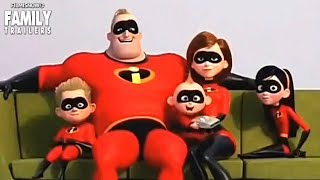 Incredibles 2 | Winter Olympics Trailer Preview Spot for Disney Pixar Family Movie