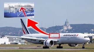 هل تعلم ما هو سر الغرفة الخفية التي توجد داخل الطائرات؟