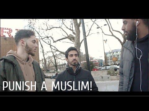 Xxx Mp4 PUNISH A MUSLIM SOCIAL EXPERIMENT 3gp Sex