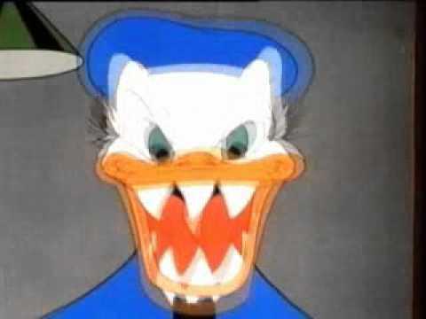 Kaczor Donald Kłopot z puzonem