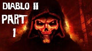 Diablo 2 - Part 1 - Mike Matei live stream