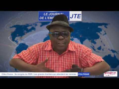 JTE : 3e congrès du RDR, voici ce que pense Gbi de Fer de la désignation de Henriette Diabaté