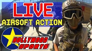 Hollywood Sports Park LIVE gameplay