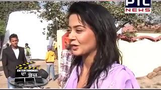 Punjabi film SINGH V. KAUR ON LOCATION Exclusive Coverage