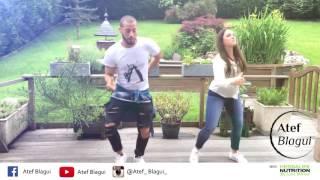 Zumba® routine by Atef Blagui - Bracket ; Shoe Size (prod. Tekno)