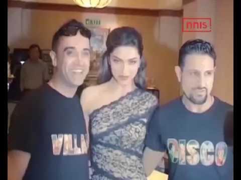 Deepika's New Look From Xxx Looks Dynamic
