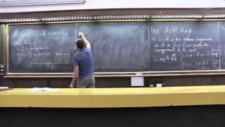 Analisi Matematica 1, Prof. Camilli - lezione 02 (22 Sett. 2015)