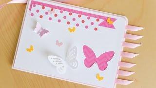 How to Make - Greeting Card Mother's Day Birthday - Step by Step | Kartka Na Dzień Matki