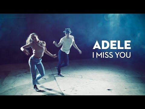ADELE I Miss You Kyle Hanagami Choreography Leroy Sanchez Cover