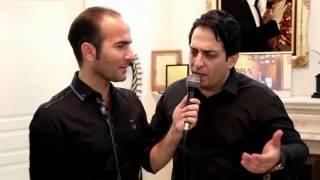 تقلید صدای خنده دار و باحال محمد علیزاده