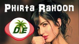 Phirta Rahoon Dar Badar || EDM Remix || The Train || EDM Cover