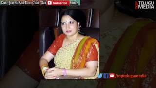 Actress Sukanya Caught in Prostitution again in Gao