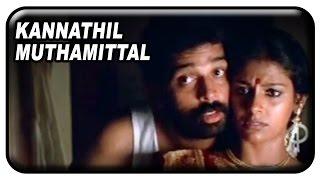 Kannathil Muthamittal Tamil Movie Scenes | Nandita Das Marries JD Chakravarthy | Mani Ratnam