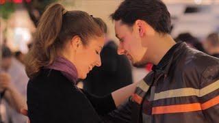 "Argentine tango flash mob, Budapest (tango flashmob a la ""Tango Libre"" with bandoneon & dancing)"