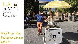 La Antigua en las Ferias de Salamanca 2017