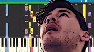 The Voice of Darkiplier - Markiplier Instrumental Remix - Piano Cover