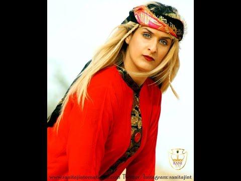 RANI TAJ Dhol for Heera Lal Qalandar 2012