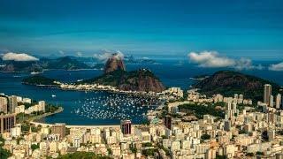 Rio de Janeiro Travel Clip (4k)