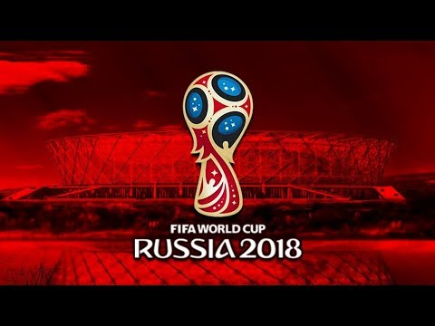 RUSSIA 2018 GET READY FOR THE WORLD CUP