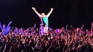 Aerosmith - Argentina 2011 - I don't want to miss a thing - Cryin'