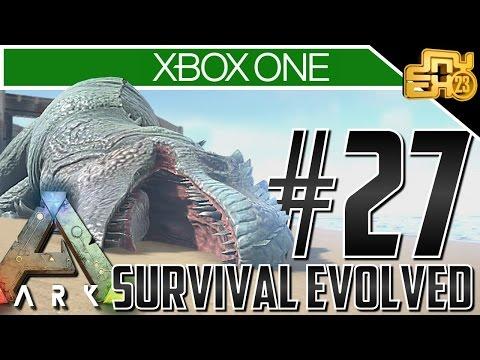 Ark Xbox One Gameplay Ep 27 GIGANOTOSAURS Solo Giganotosaurus Giga Taming