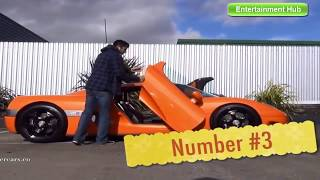 TOP 12 INSANE CAR DOORS YOU MUST SEE   Part 1