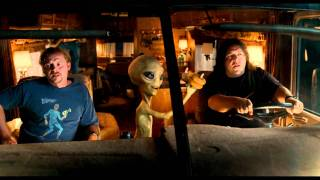 Paul Trailer - Paul Movie Trailer