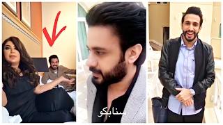 عبدالله بوشهري يسخر من فهد البناي وممثلي مسلسل حب في اسطنبول