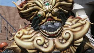 Power Rangers Samurai - Sticks and Stones - Power Rangers vs Negatron