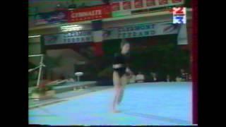 Sarah DEEGAN (CAN) sol - Coupes nationales 1997 EF