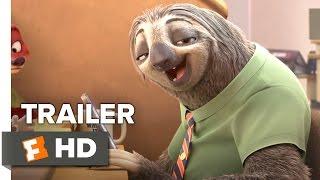 Zootopia Sloth TRAILER 1 (2016) - Disney Animated Movie HD
