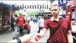 (2) Real Colombian Streets - Medellin - Where Gringos Don't Walk - Colombia