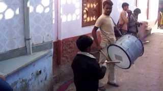 Dhol Thali