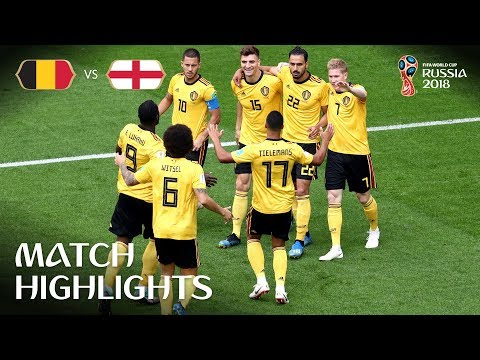 Xxx Mp4 Belgium V England 2018 FIFA World Cup Russia™ Play Off For Third Place 3gp Sex