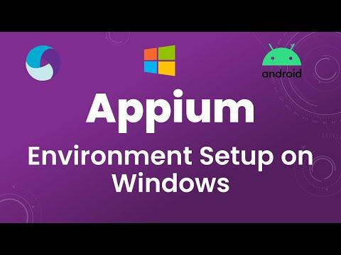 Xxx Mp4 Appium For Mobile App Testing Environment Setup Android Studio Appium Server Desktop 3gp Sex