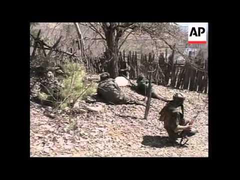 Kashmir: 3 Islamic Militants Killed By Indian Army - 2000